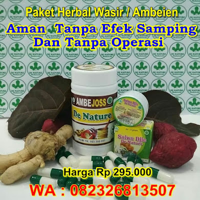 Obat Wasir Tanpa Operasi (WA 082326813507)
