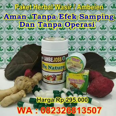 Jual Obat Wasir (Benjolan Anus) Yang Ampuh Di Deli Serdang (WA 082326813507)