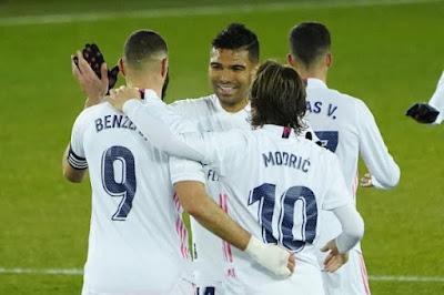 ريال مدريد يواجه رايو فاليكانو ودياً استعدادا للموسم الجديد
