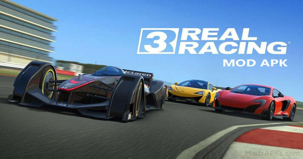 Real Racing 3 MOD APK ANDROID