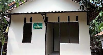 Selesai Direhab Satgas TMMD, Asrinya Rumah Bu Nangimah