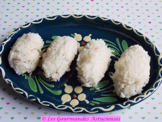 Comment faire des Boulettes de riz vegan ?
