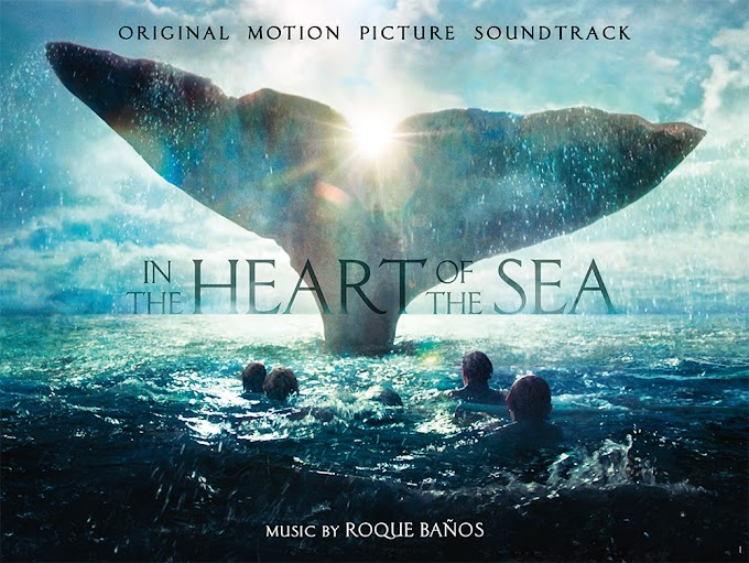 Encarte: In the Heart of the Sea - Original Motion Picture Soundtrack (Digital Edition)