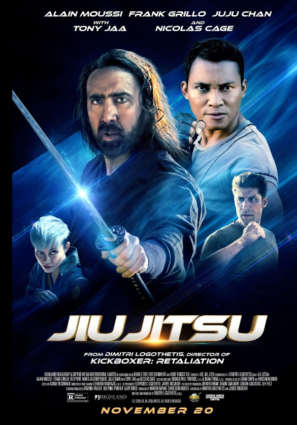 Movie Jiu Jitsu 2020