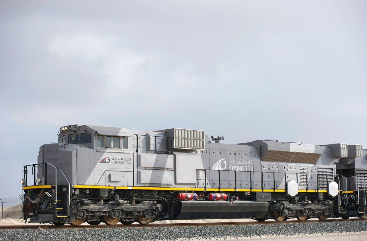 الاتحاد للقطارات .. صناعة محلية بمواصفات عالمية
