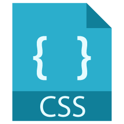 Preview of CSS file type icon