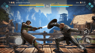 Shadow Fight Arena App Store