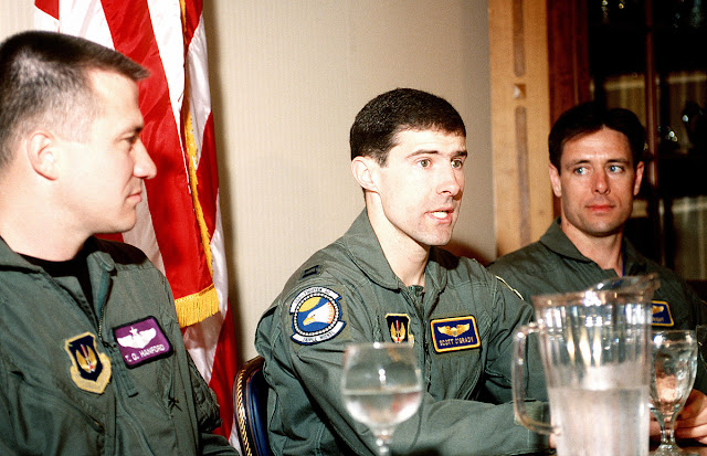 Misi Menyelamat Pilot US Di Bosnia - Part1