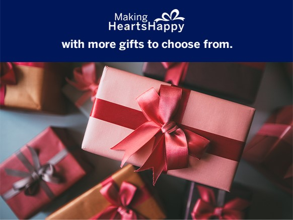 American Express Valentine Day offer