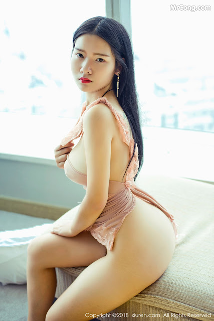 Hot girls sexy porn star Ling Xi Er (凌希儿) 13
