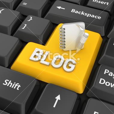 langkah berikutnya ialah menciptakan goresan pena  Cara Membuat Posting Pertama Blog: Artikel Dasar
