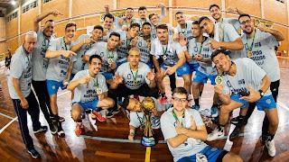 Nacional Campeão Brasileiro Júnior Masculino Handebol 2021
