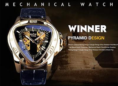 Fashion Mechanical Wrist Watch