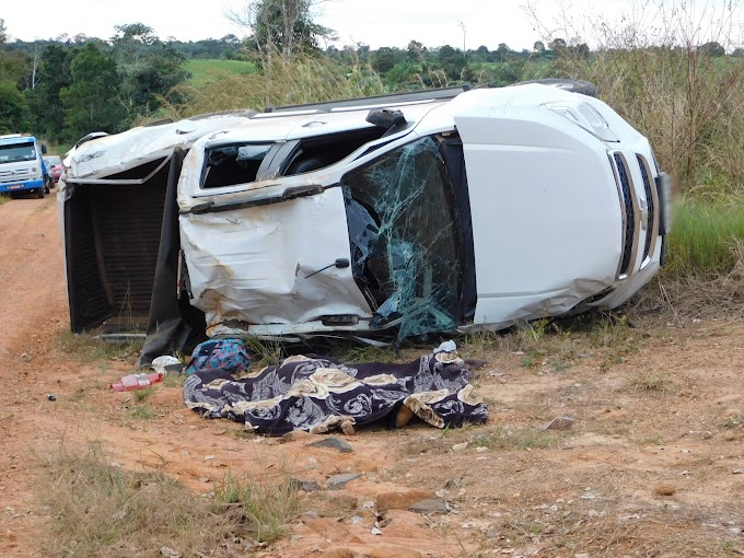Atualizada – Veja mais fotos do acidente que seifou a vida de Débora de Oliveira Carvalho  na zona rural de Alta Floresta