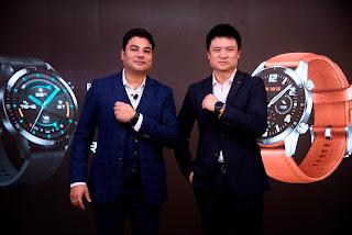 Huawei Watch GT 2 Launch
