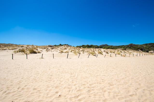 Spiaggia di Su Giudeu-Dune
