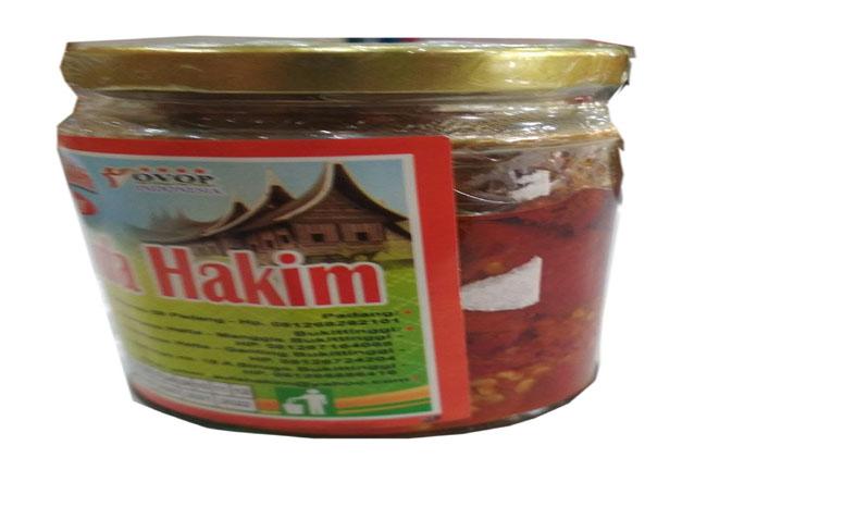 Dendeng Balado Ummi Aufa Hakim