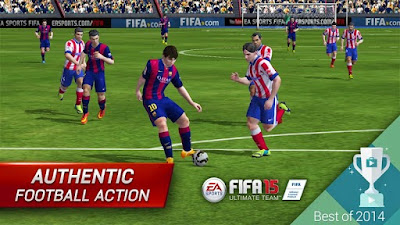 FIFA 15 Ultimate Team 1.4.4 APK for Android | Android Games APK
