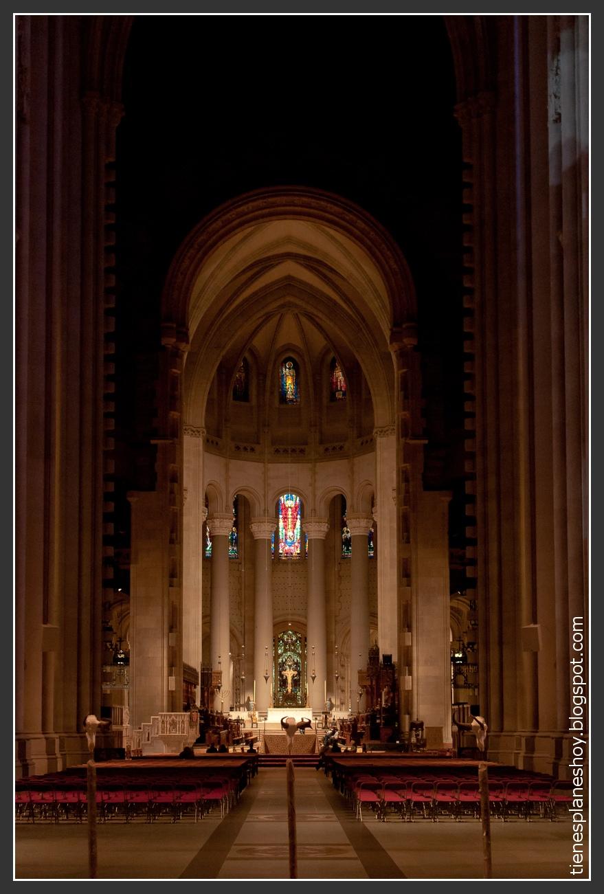 St John's The Divine