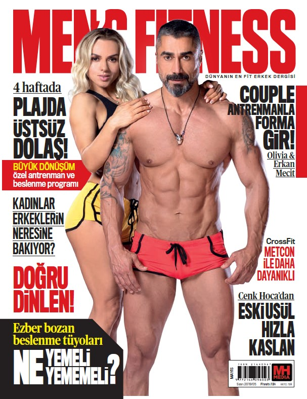 Men's Fitness Mayıs 2019 Dergi PDF indir