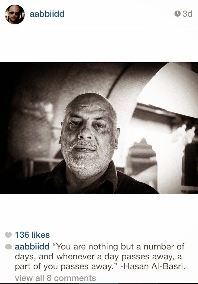 Abid Ali - Pakistan Instagram Accounts