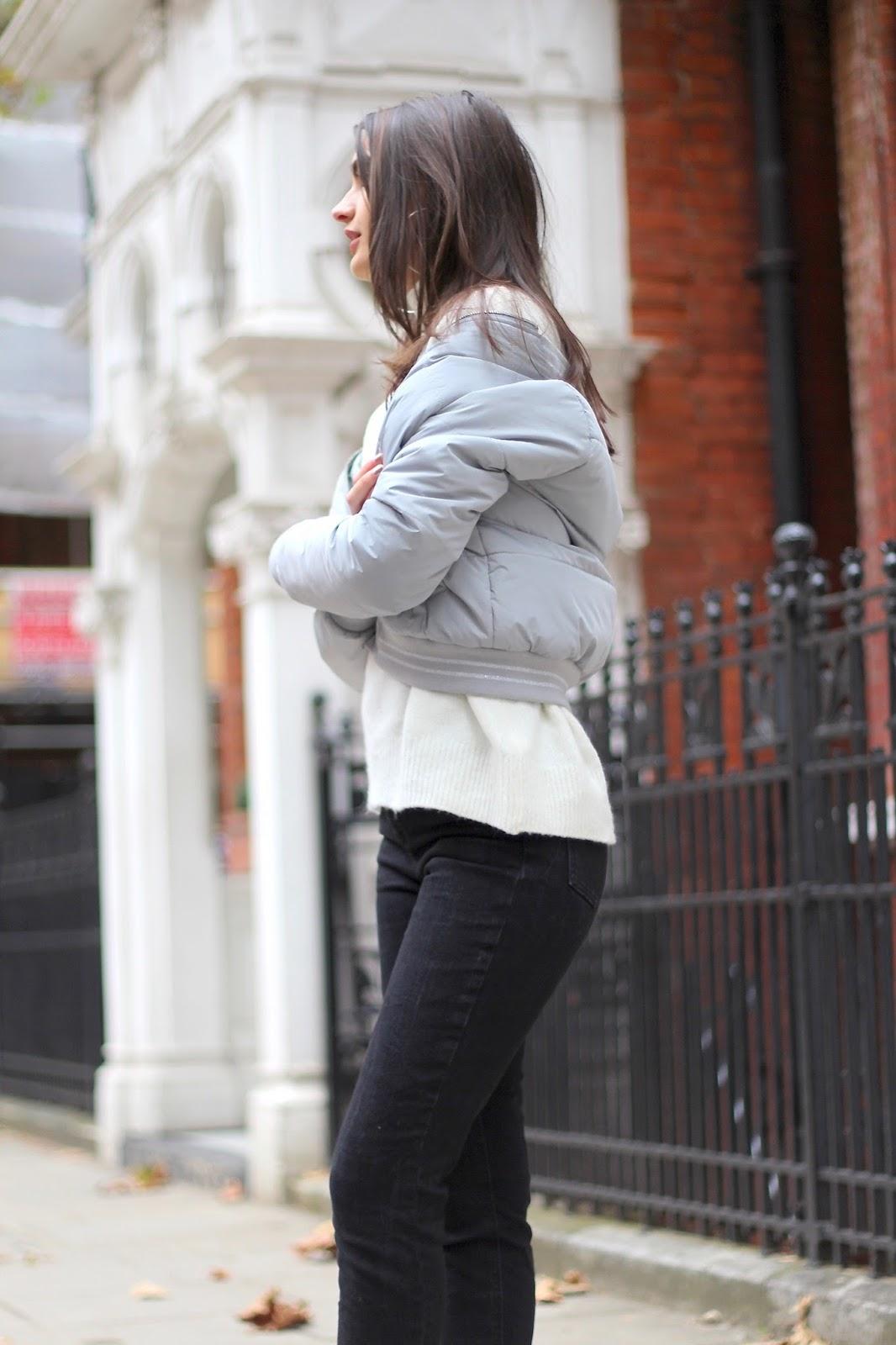 puffer jacket autumn style peexo