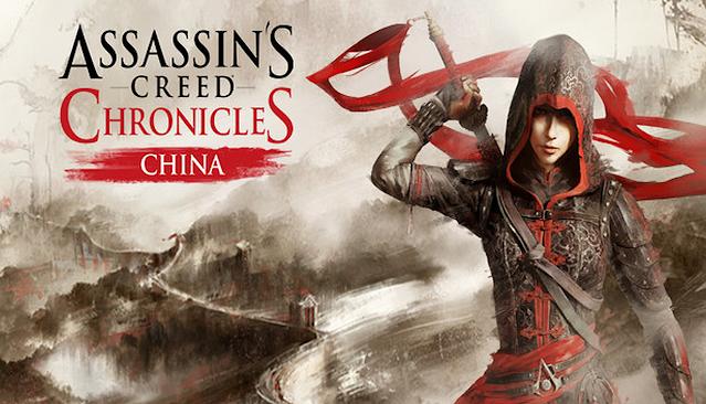 Assasin's Creed Chronicles China