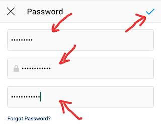 Instagram Password Change Kaise Kare
