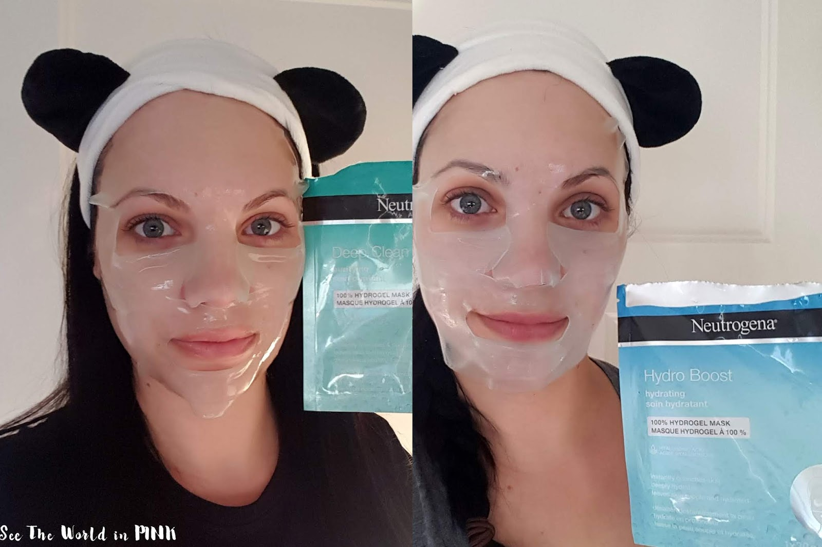 June 2018 - Monthly Empties and Month in Masks