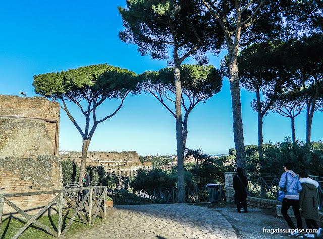 Roma, Monte Palatino
