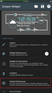 Tips Menggunakan Zooper Widget Beserta Templatenya