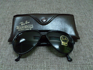 57c60328a5 Vintage Bausch   Lomb Rayban Sunglasses  (SOLD)NOS Ray Ban Cats 5000 ...