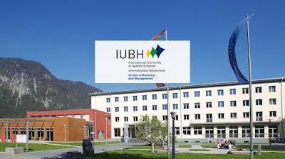 100 منحة ممولة مقدمة من جامعة IUBH في ألمانيا 2021-2022