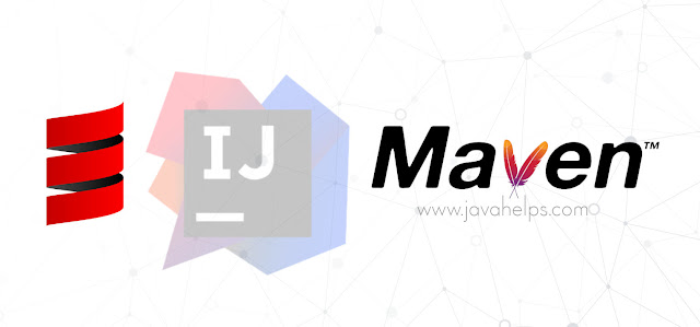 Create Scala with Maven Project in IntelliJ Idea