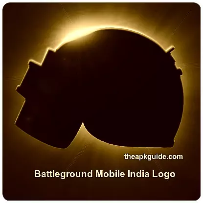 Logo of Battlegrounds Mobile India