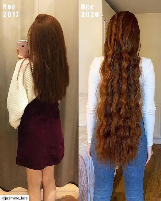 Meilleures solutions maison pour faire pousser les cheveux rapidement