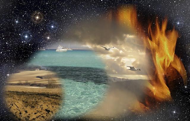 Pierwotna Alchemia, czyli świat żywiołów w nas