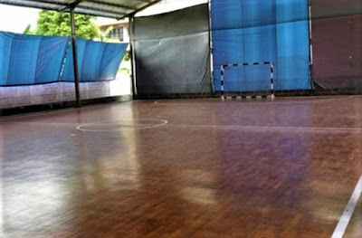 Lapangan Futsal Parquette