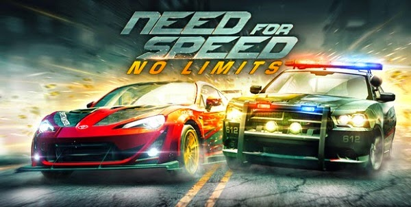 NEED FOR SPEED NO LIMITS ANDROID