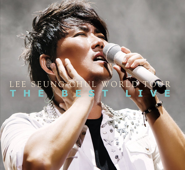 Lee Seung Chul – THE BEST LIVE (WORLD TOUR)