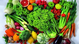 Manfaat Sayuran dan Buah Bagi Kesehatan