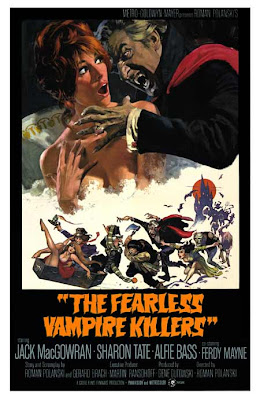 Film Screening: The Fearless Vampire Killers and The Naked Kiss - City Gallery Wellington