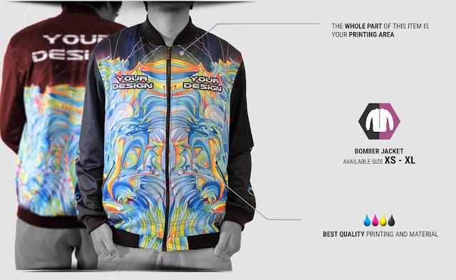 Tips Pilih Custom Jacket Bomber Terbaik dan Inspirasi Desainnya