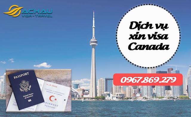 Là thế nào xin visa Canada nhanh nhất ?
