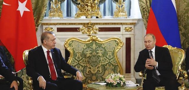 Ρωσία - Τουρκία: Λυκοσυμμαχία ή στρατηγική συμμαχία;