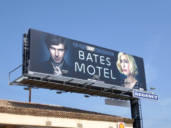 Bates Motel 2016 Emmy consideration billboard