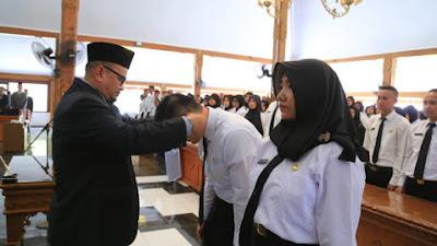 Wakil Bupati Probolinggo Buka Gelar Latsar CPNS Dan Pra Jabatan CPNS