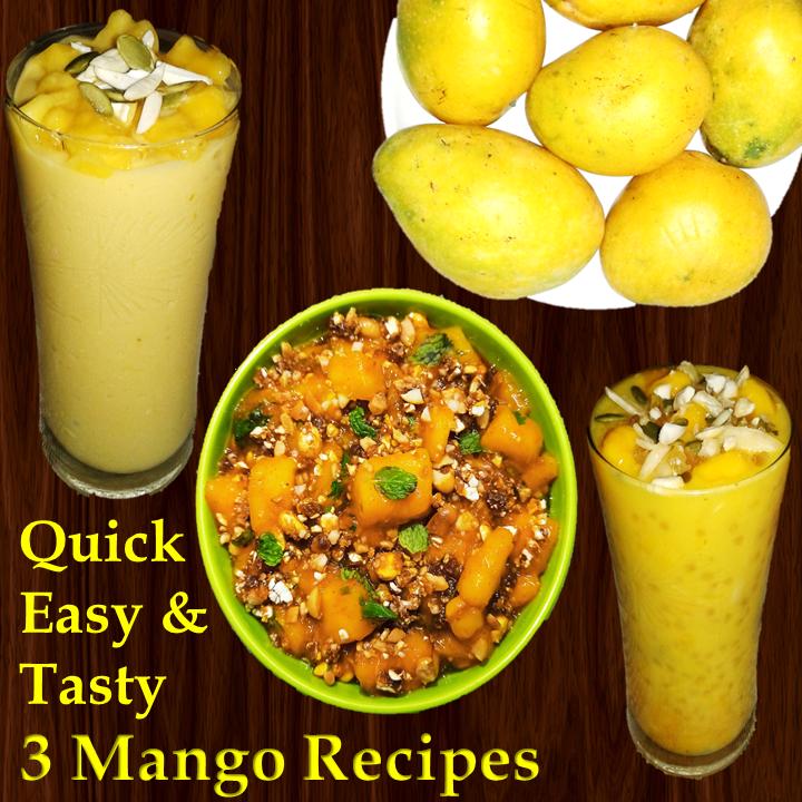 mango recipes special desi recipes