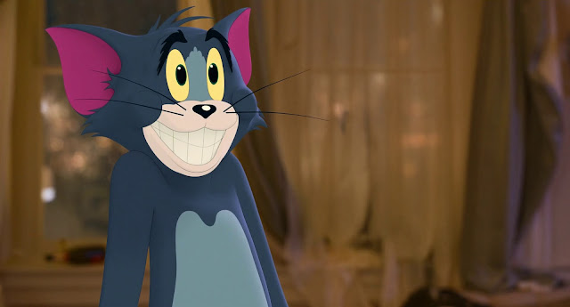 Tom y Jerry 2021 720p latino