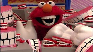 Elmo World Teeth